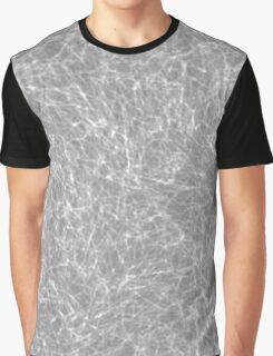 water in black and white Graphic T-Shirt
