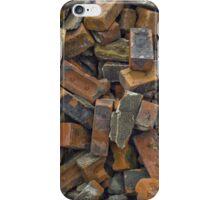 Bricking it! iPhone Case/Skin