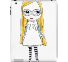 Blythe Doll cute toy art illustration iPad Case/Skin
