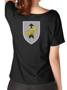 Division Schnelle Kräfte - Rapid Forces Division - German Army Women's Relaxed Fit T-Shirt