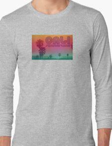 California Summertime Long Sleeve T-Shirt