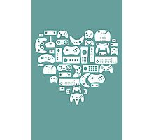 Controller Love Photographic Print