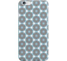 Imperial Black and Blue iPhone Case/Skin