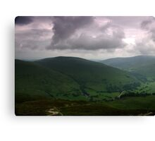 Snowdonia, North Wales Canvas Print