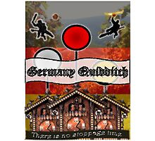 Germany Quidditch Photographic Print