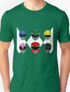 Mighty Morphin' Power Rangers Unisex T-Shirt