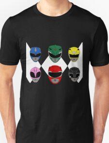 Mighty Morphin' Power Rangers T-Shirt