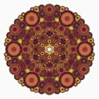 Mandala 37 T-Shirts & Hoodies by mandala-jim