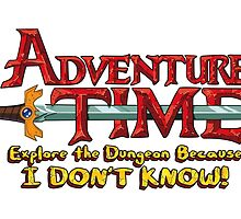 Adventure Time Dungeon by Supika