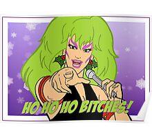 Ho Ho Ho Bitches! Poster