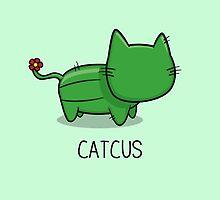 Catcus by Burgernator