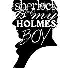 Sherlock is my Holmes Boy by Mimi Robinson