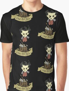 Wilson, Don't Starve Graphic T-Shirt