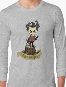Wilson, Don't Starve Long Sleeve T-Shirt
