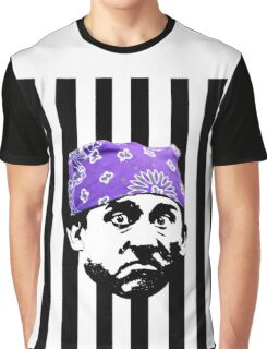 Prison Mike Graphic T-Shirt