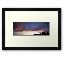 Southern Spain Framed Print