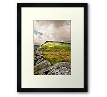 You Keep Lifting Me Higher And Higher Framed Print