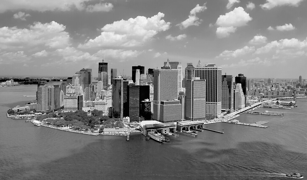Manhattan - New York by BigshotD3