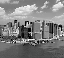 Manhattan - New York by BigshotD3