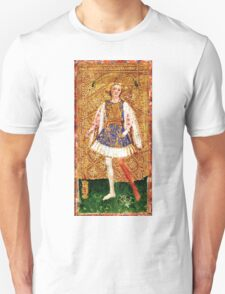 Medieval Page boy Unisex T-Shirt