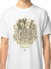 Sherlock BBC 2 Classic T-Shirt