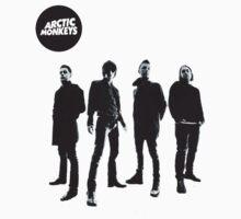 Arctic Monkeys by haigemma