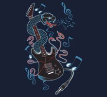 6 Strings of Venom! Kids Tee