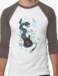6 Strings of Venom! Men's Baseball ¾ T-Shirt
