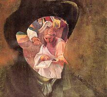 Po9rtrait of Van Gogh 9. by Andreav Nawroski