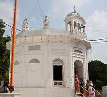 Thara Sahib inside the Golden Temple by ashishagarwal74