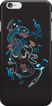 6 Strings of Venom! by Daniel  Pittenger