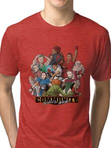 Streets Ahead Tri-blend T-Shirt