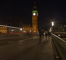 The Houses of Parliment by LeeBaillie