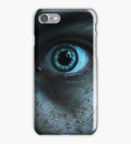 When The Lights Go Out. iPhone Case/Skin