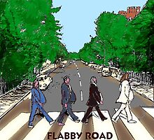Flabby Road by sausagefactory