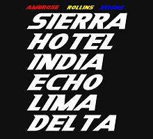 "The Shield - ""Sierra, Hotel, India, Echo, Lima, Delta"" T-Shirt"