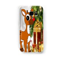 Christmas icons Samsung Galaxy Case/Skin