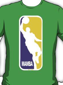 The New NBA Logo T-Shirt