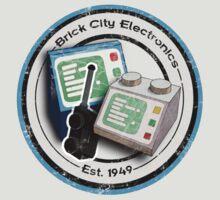 Brick City Eletronics by staticfx