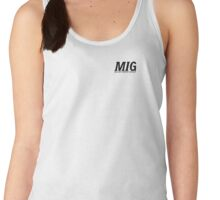 M I G small Women's Tank Top