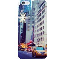 5th Ave, Magical Manhattan iPhone Case/Skin