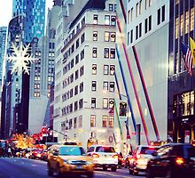 5th Ave, Magical Manhattan by BrandonBrinkley