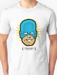 Captain RibMan - Face Unisex T-Shirt