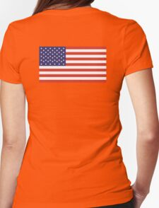 American Flag, Stars & Stripes, Pure & simple, United States of America, USA T-Shirt