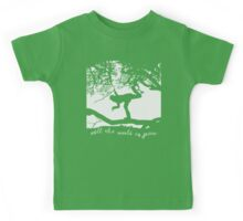 Tom Waits - All the World is Green Kids Tee