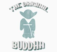 The Original Buddha Yoda One Piece - Long Sleeve