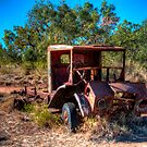The old Truck by Stephen  Nicholson