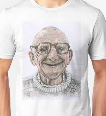 Happy Polish Man Unisex T-Shirt
