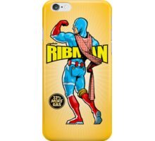 Captain RibMan - 33% More Gas iPhone Case/Skin
