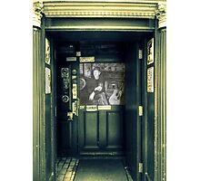 Maddens Bar Entrance Photographic Print